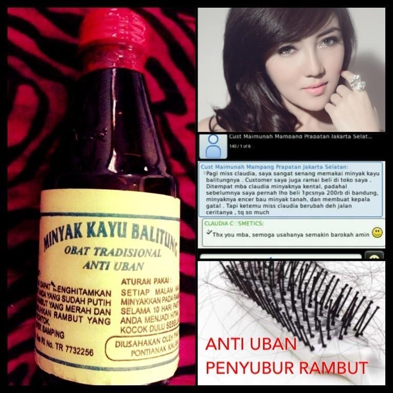 Obat Uban Penghilang Uban Penumbuh Rambut Minyak Kayu Balitung Asli Kalimantan Shopee Indonesia