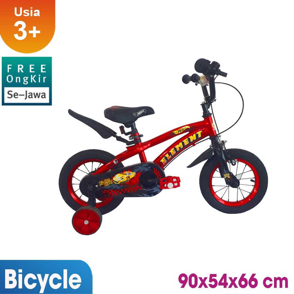 Sepeda 12 Inch Temukan Harga Dan Penawaran Online Terbaik Anak Bmx Exotic 9982 Gx Rem Torpedo