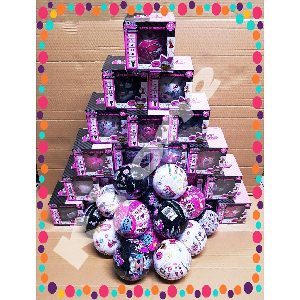 Termurah Mainan cupcake surprise EMCO ori  8a52db854c