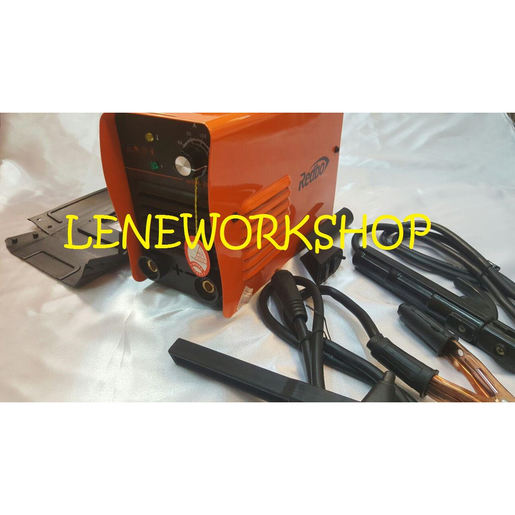 Mesin Las Inverter Zero Mini Daiden Travo Trafo Welding Machine Mma 120 A Mmai120 Japan Shopee Indonesia
