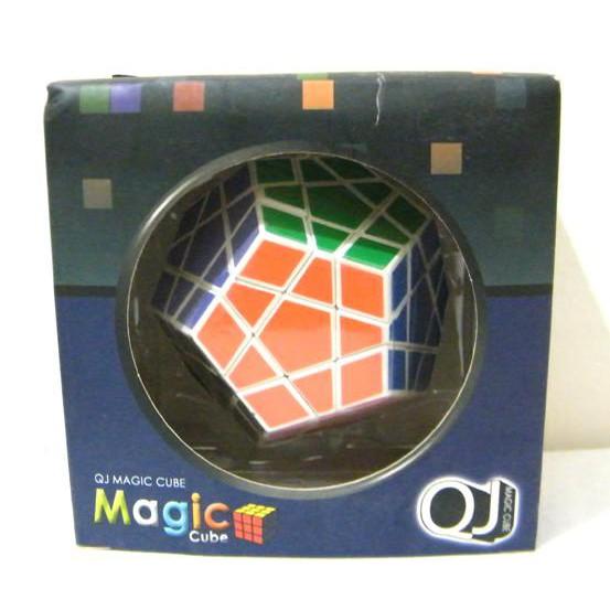 Rubik 3X3 Yongjun Magic Cube Murah | Shopee Indonesia