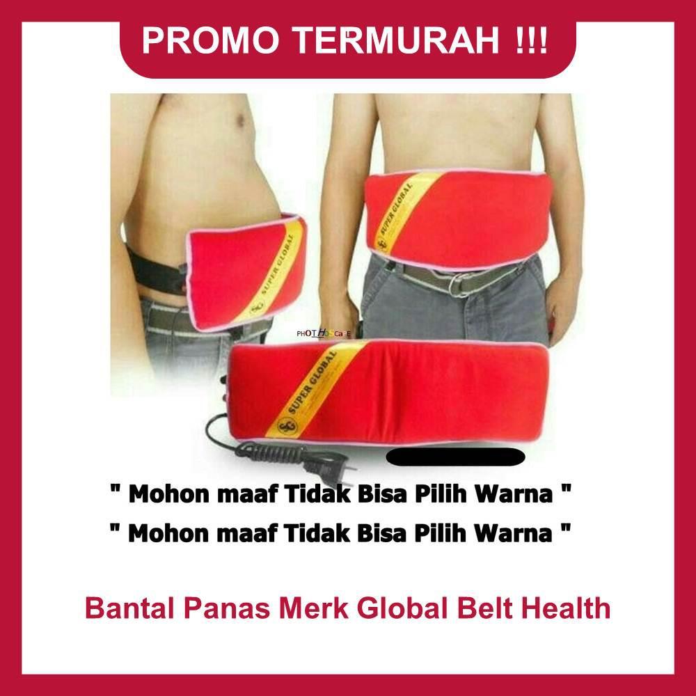 Foto Asli Bantal Kesehatan Panas Terapi Reumatik Pegal Pasir Global Murah Shopee Indonesia