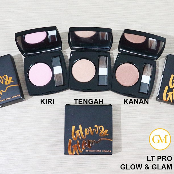 LT PRO GLOW & GLAM SHIMMERING TOUCH