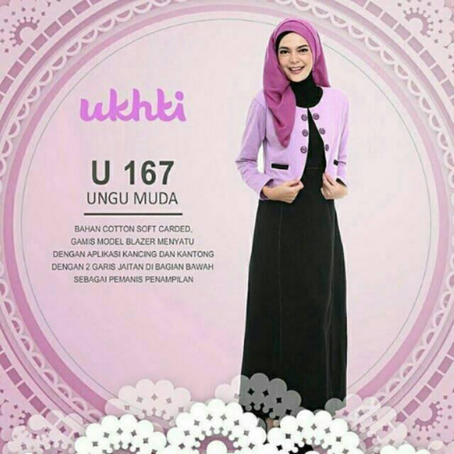 U167 Ungu Muda Shopee Indonesia