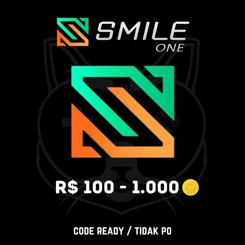 [READY] SMILE ONE REDEEM CODE  - R$ 100 / 1000 Coin - KODE SMILE ONE COIN R$ 100 / 1000 Coin