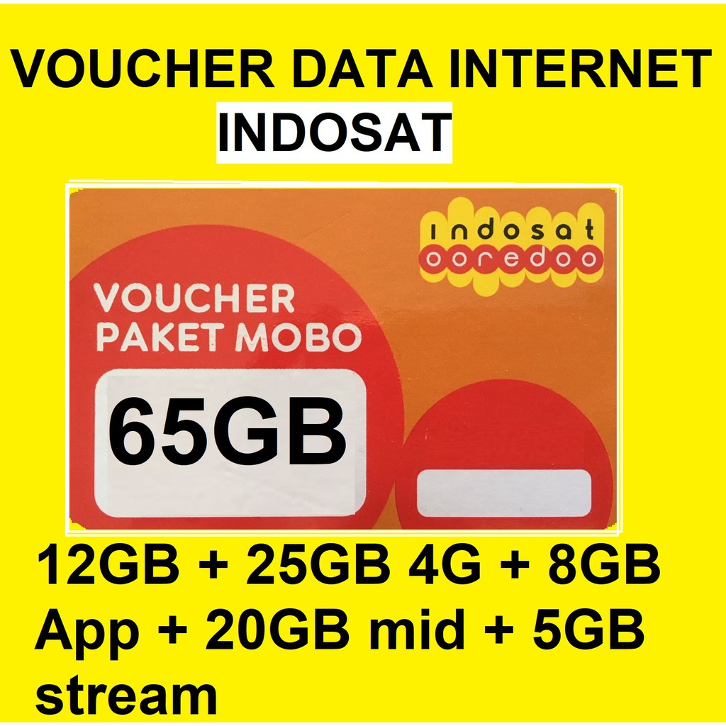 Voucher Data Smartfren 16gb Shopee Indonesia Perdana