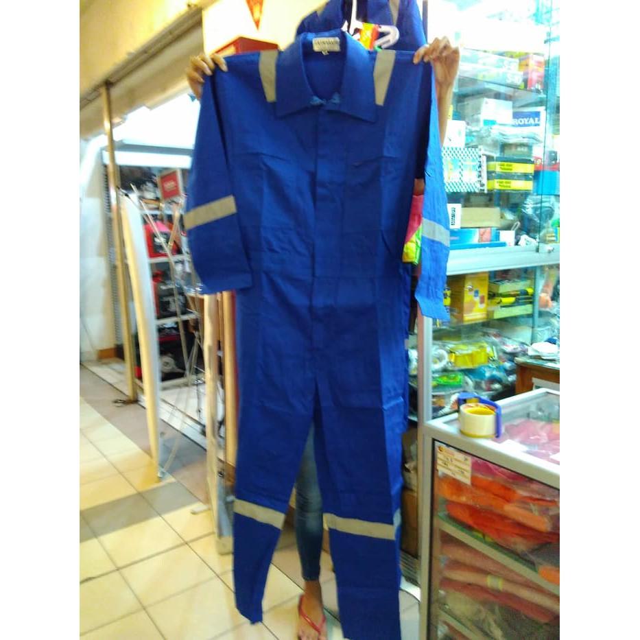 Ready Werpack Safety Baju Terusan Ukuran Xxxl Shopee Indonesia Wearpack Werpak Wearpak Setelan Celana 3triocollection