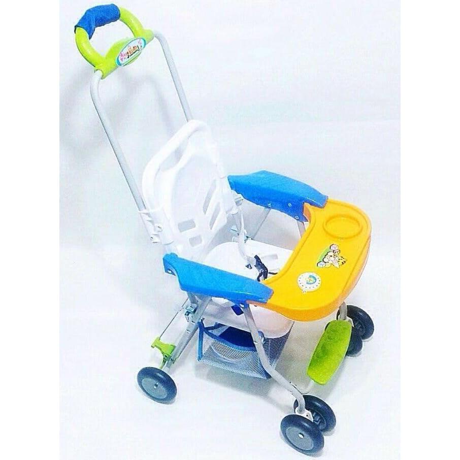 Kmw 9 Kursi Makan Bayi Chair Stroller Family ( Stroller ...