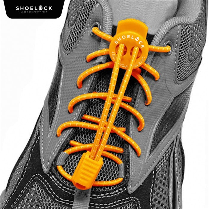 Praktis Elastis Shoe Lock Lace Laces No Tie Elastic. Source. ' Source · Jual