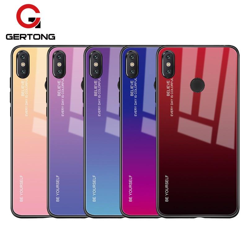 Casing Hard Cover Xiaomi Redmi Note 5 Pro Warna Gradasi Gradasi | Shopee Indonesia