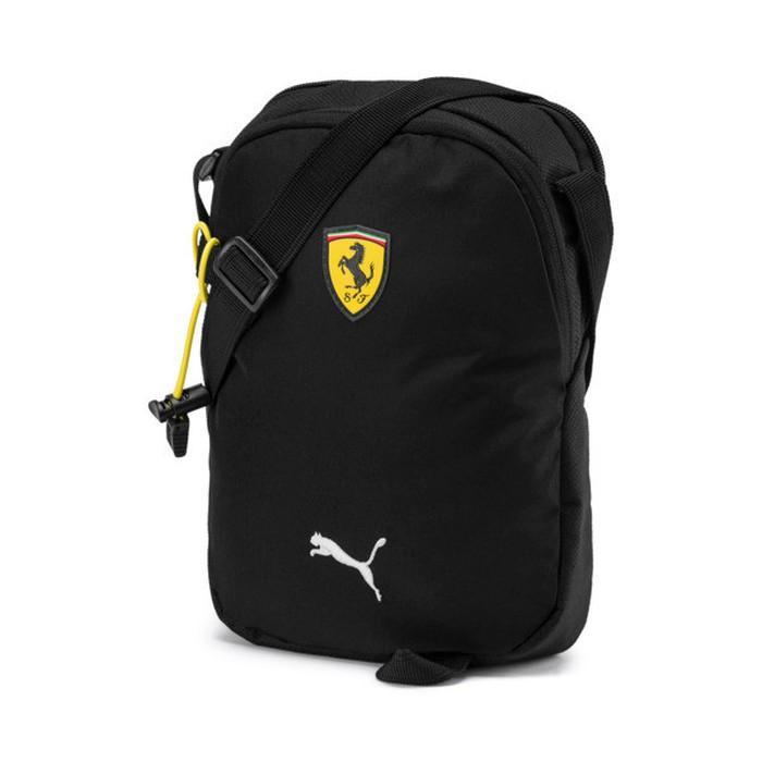 PUMA Tas Ferrari Fanware Portable Shoulder Bag 07667902 Original