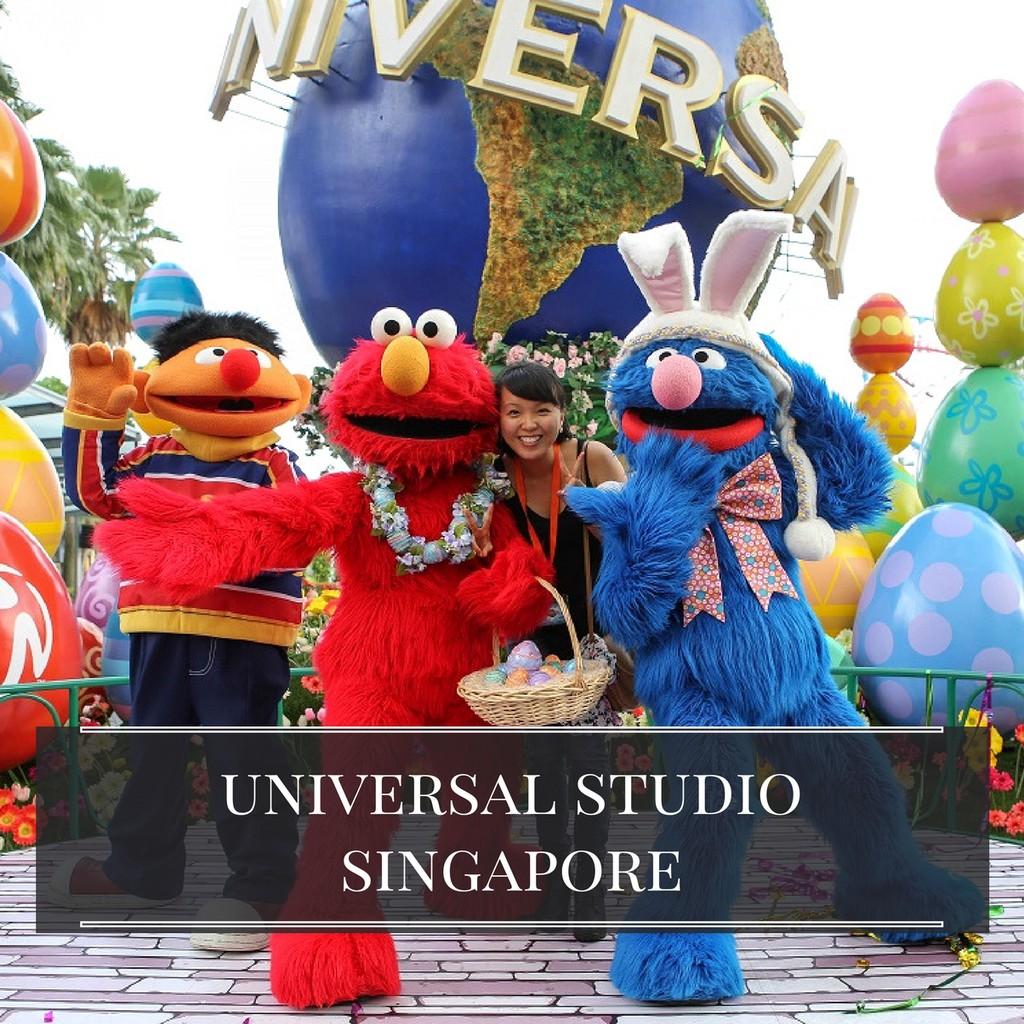 E Tiket Universal Studio Singapore Shopee Indonesia Singapura Anak