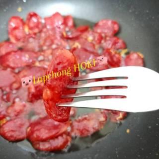 Sosis Babi Lapchiong Lapchong Bangka Hoki Flc 1 2kg Shopee Indonesia