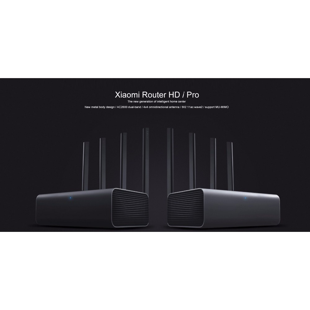 Xiaomi Mi Router Wireless HD 1TB 2533 Mbps