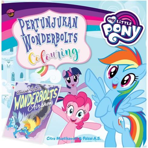 Seri Buku Cerita My Little Pony Shopee Indonesia