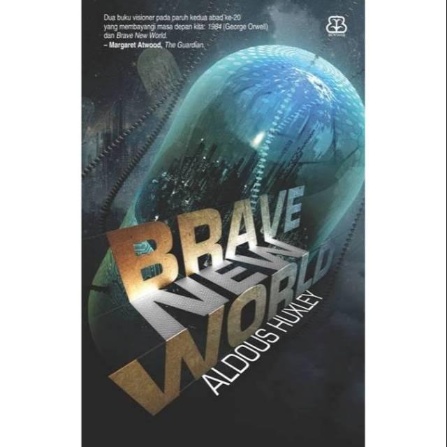 Buku Brave New World Aldous Huxley Shopee Indonesia