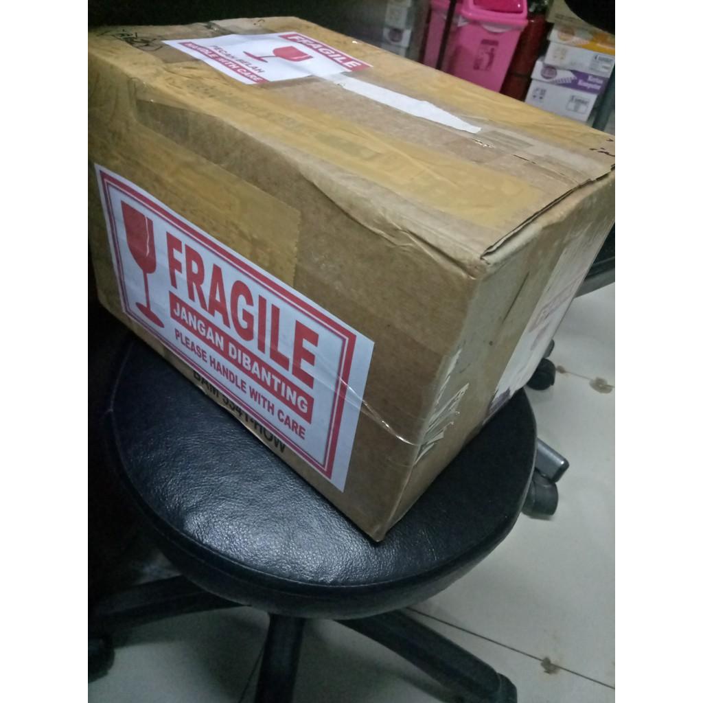 Promo Belanja Fragile Online Desember 2018 Shopee Indonesia Tambahan Packing Bubble