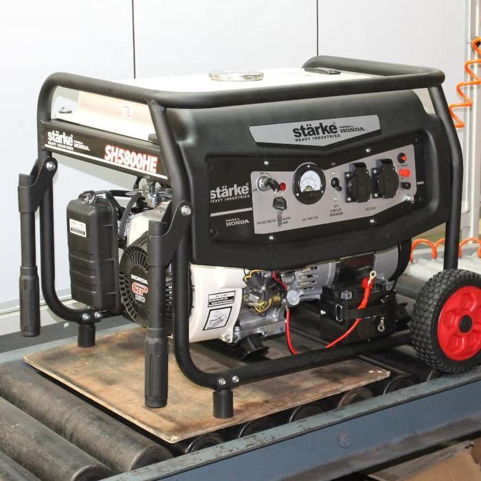 Generator Genset | Genset 2000 Watt Honda Starke