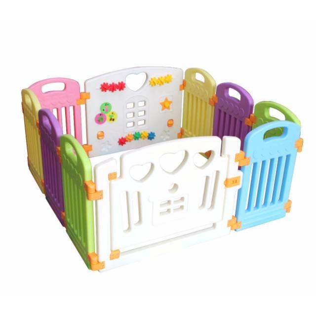 Parklon Fence 8 2 Pagar Bayi Anak Murah Preloved
