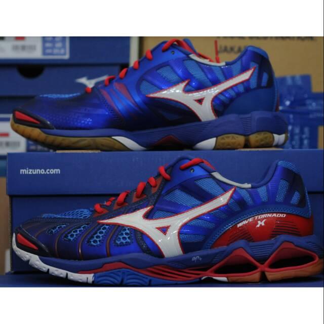 Sepatu Volley Mizuno Wave Tornado 9 original  9d0cf06881