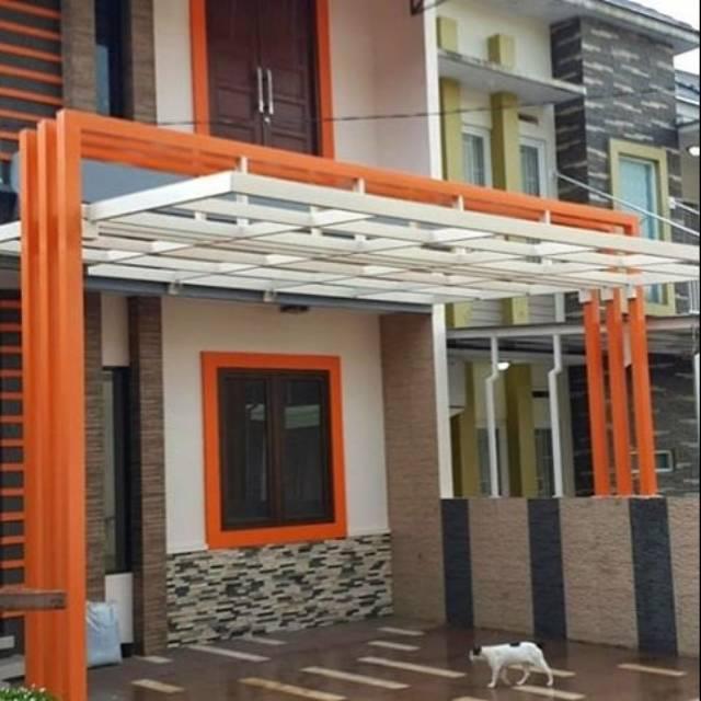 Kanopi Kanopi Minimalis Kanopi Alderon Shopee Indonesia
