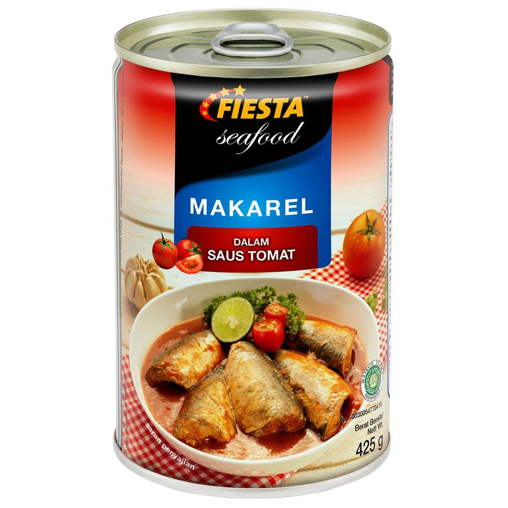 Fiesta Seafood Makarel Balado 155gr Paket Isi 17 Kaleng Daftar Produk Ukm Bumn Shifudo Bakso Ikan 500g Free Ongkir Depok Ampamp Jakarta