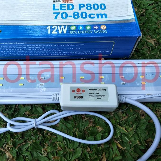 Shopee Lampu Led Yamano P800 P 800 P 800 Aquarium Aquascape Shopee Indonesia