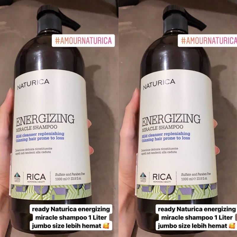 Naturica Energizing Miracle Shampoo 1000ML