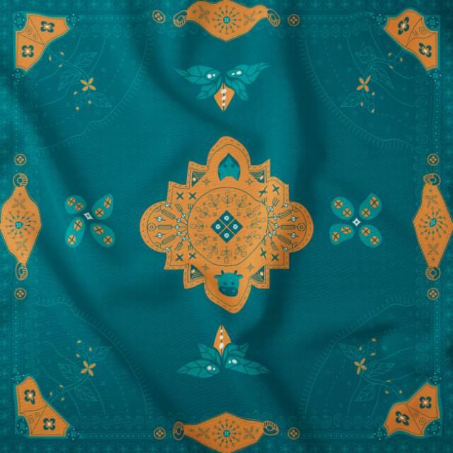 Desain Motif Batik Kontemporer - Contoh Motif Batik
