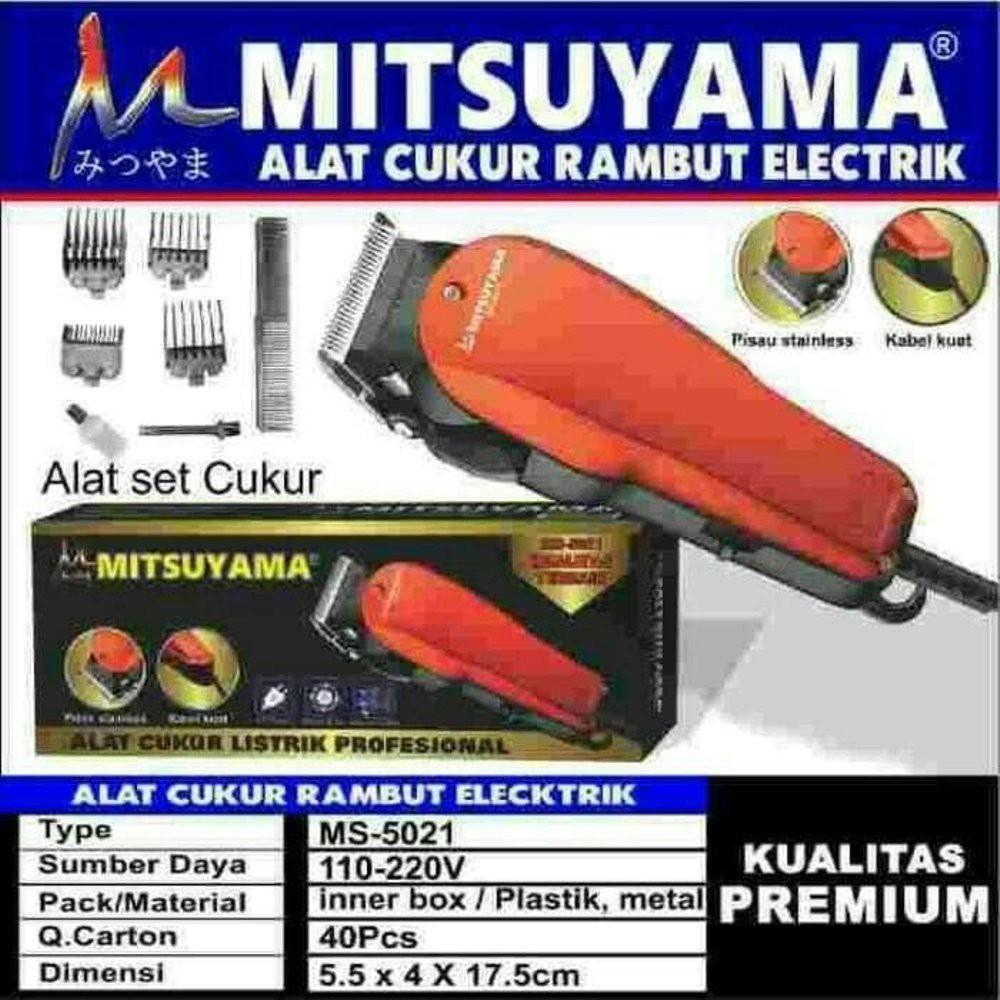Shaver Alat Cukur Potong Cukuran Rambut Hair Clipper Jinghao Listrik  Elektrik Promo Murah  ead1513c3c