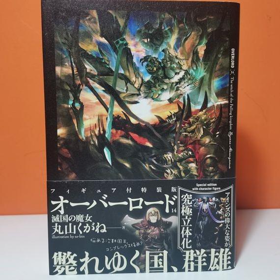 Kadokawa Light Novel Overlord Vol 14 Maruyama Kugane Shopee Indonesia
