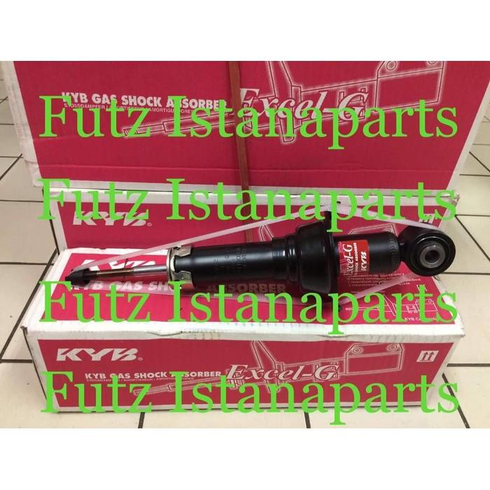 Shock Breaker Kayaba Excel G Honda Crv Gen 2 Belakang 2002 2006 Shopee Indonesia