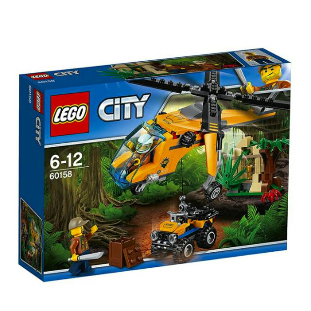 Lego City 60146 Stunt Truck Shopee Indonesia