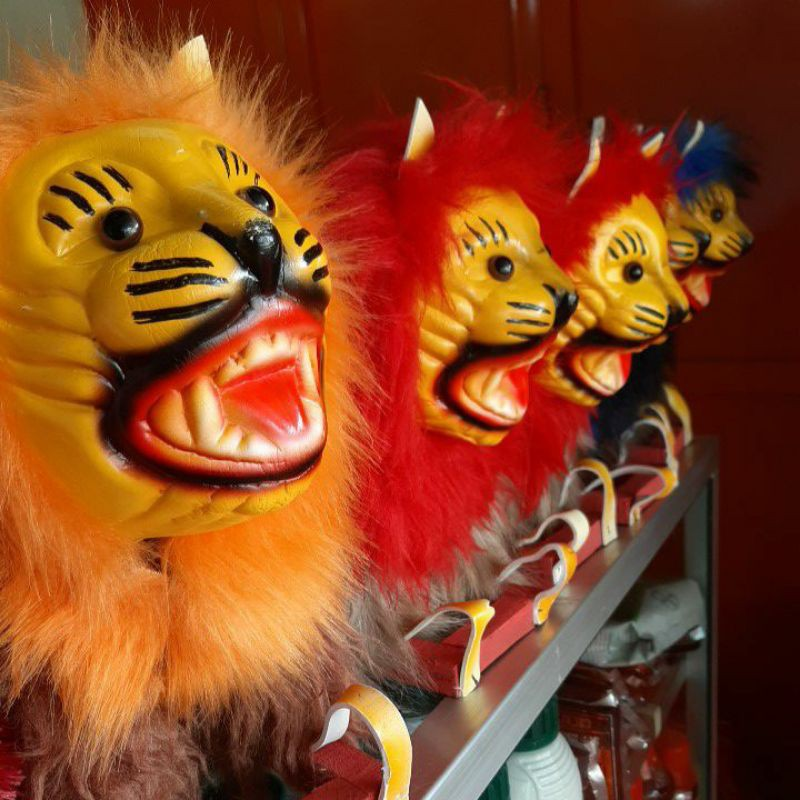 singa depok, mainan anak