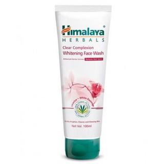 HIMALAYA FACE WASH WHITENING CLEAR COMP 100 ML thumbnail