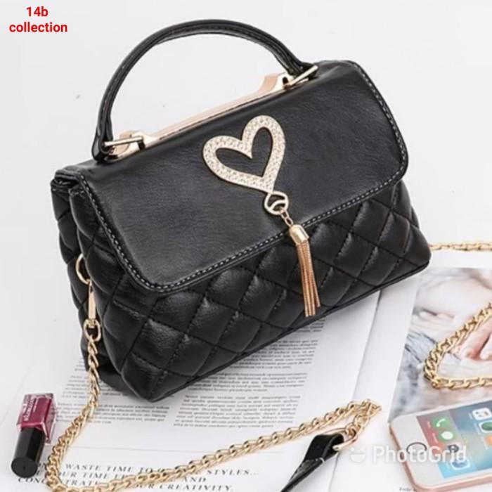 Tas Import model korea hand ba Tas Selempang Shoulder Bag ...