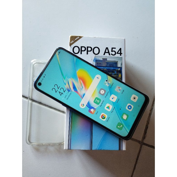 SECOND LIKE NEW OPPO A54 4/64