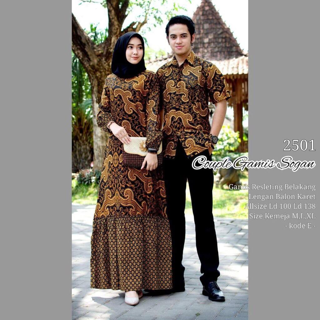 Harga Terbaru November Desember 2014 Baju Gamis Batik