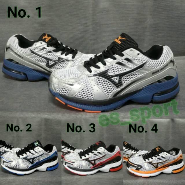 Sepatu Volley Pria Mizuno Wave Inspire 8 Premium Cowok Volly Voli Running  Gym  bf90466b0f
