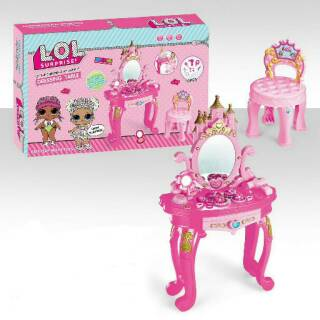 new style 133ef 398a0 Dressing Table LOL