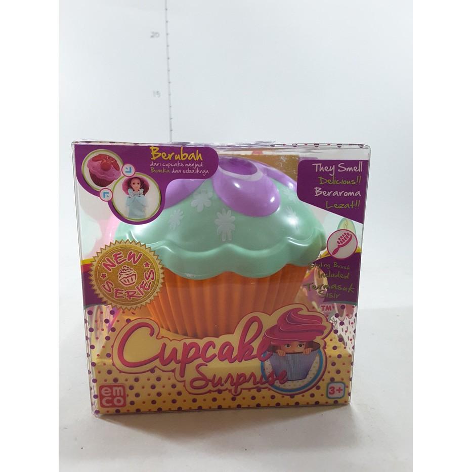 Emco Mini Cupcake Surprise Series 2 Glitter Skirts Princess Leyla ... 0774dc02fa