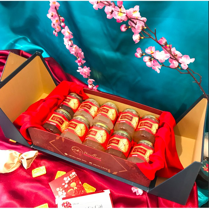 JIAN KANG PACKAGE (CHINESE NEW YEAR HAMPERS 2021)