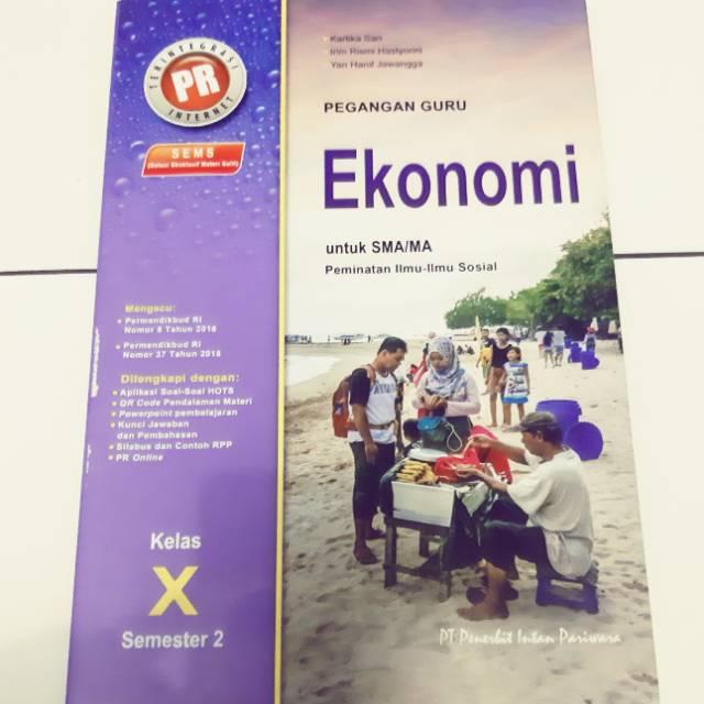 Materi Ekonomi Bisnis Kelas 10 Semester 1 - Dunia Sekolah ID