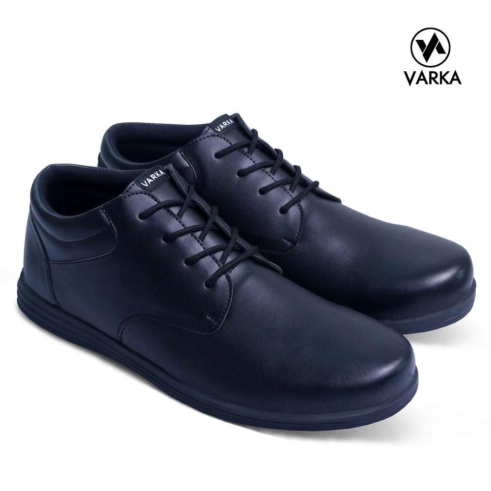 Sepatu VS 065 Sepatu Pantofel Formal dan Kasual Pria utk sepatu jalan santai  sekolah kuliah kerja  4aff318eb8