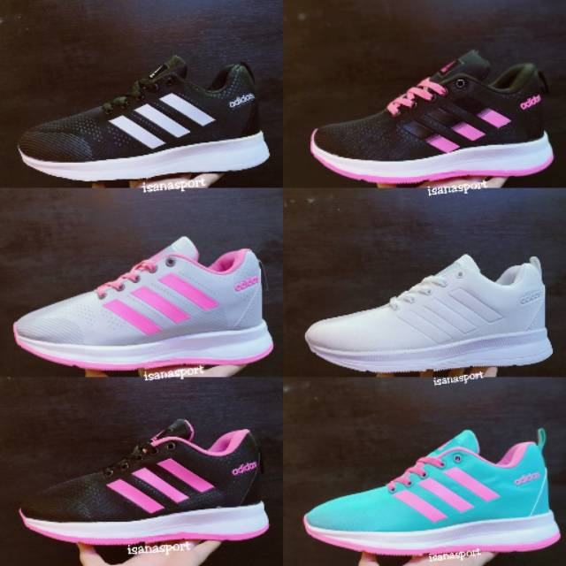 Sepatu Cewek Adidas Zoom Sepatu Senam Adidas Sepatu Olahraga