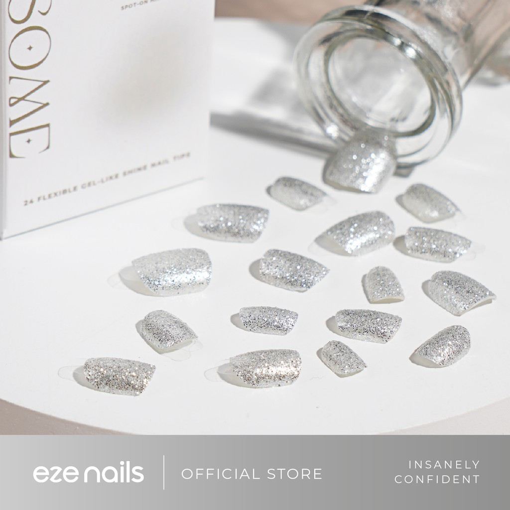 Insanely Confident – Eze Nails Spot-On Manicure