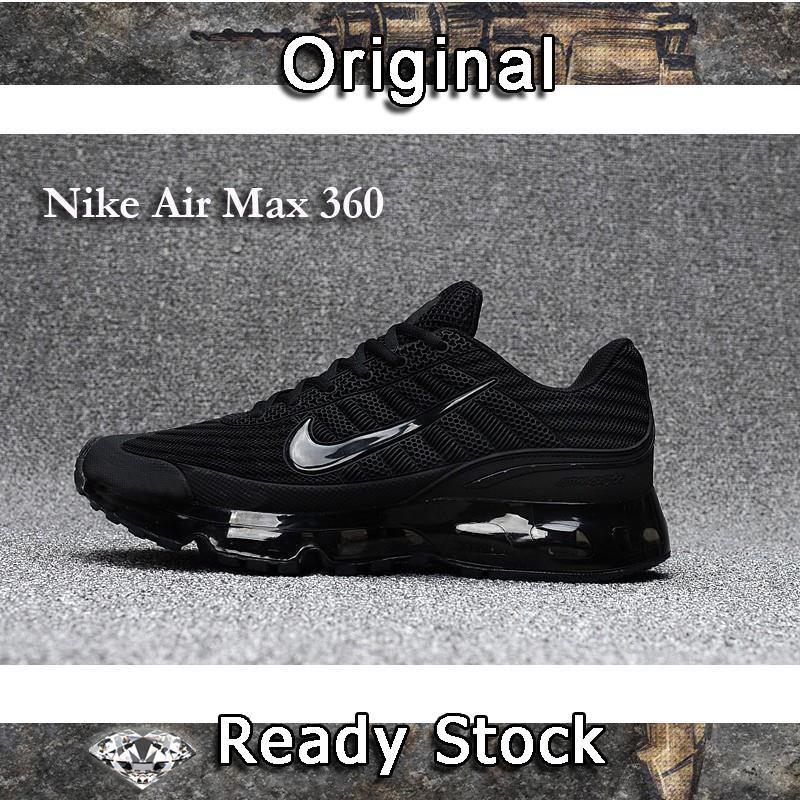 Sepatu Lari Desain Nike Air Max 90 dengan Warna Coklat Ukuran 40-44 ... fb6517b7a1