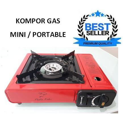Progas Kompor Gas Portable 2 in 1 (gas kaleng & tabung gas) | Shopee Indonesia
