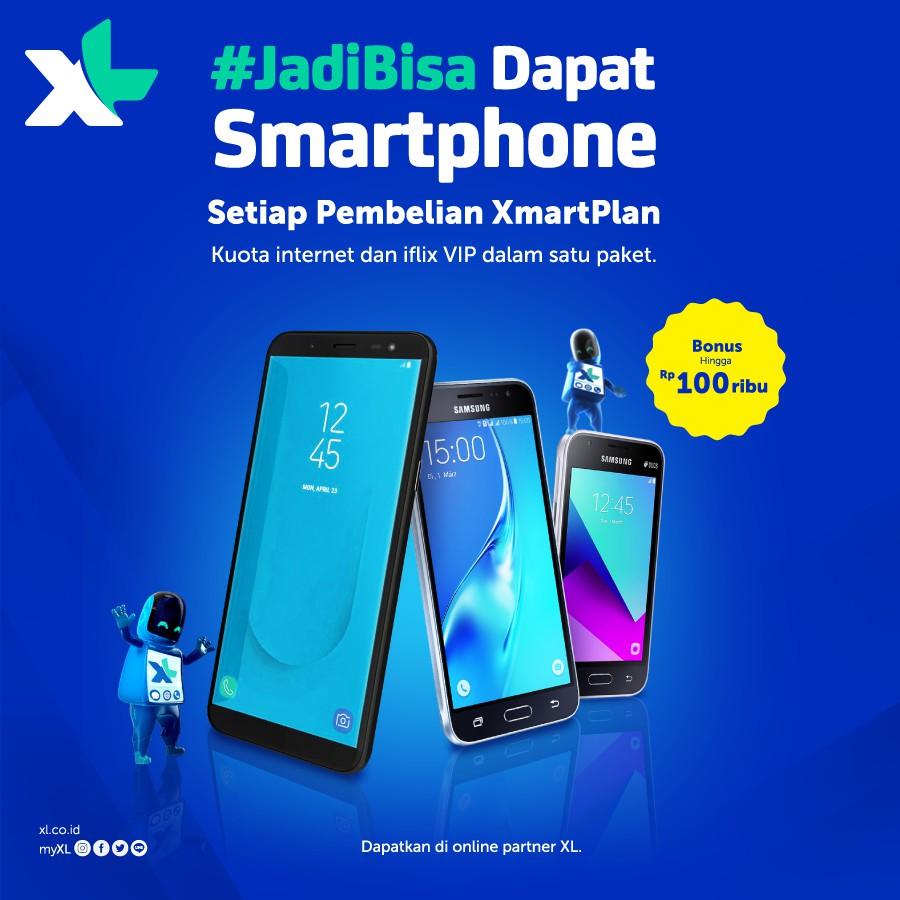 Xl Go Izi Modem Wifi 4g Lte Kuota Utama 20gb Shopee Indonesia