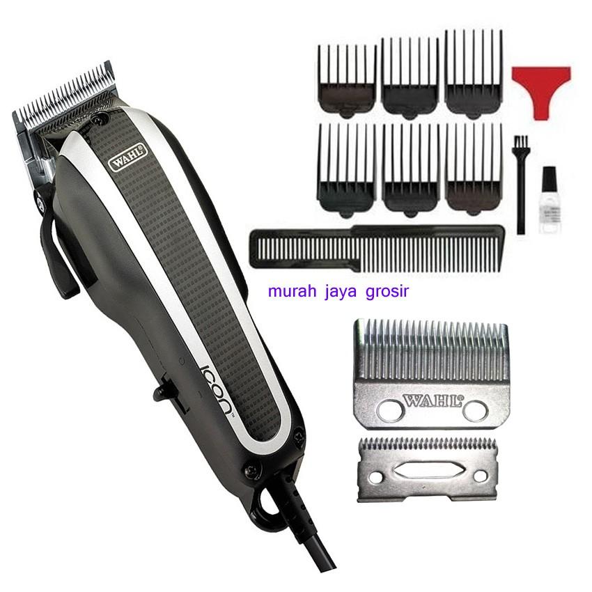 Alat Cukur Rambut Sonar Sn-6200 - Mesin Potong Pangkas Bulu Ketiak Kumis  Jenggot Dan Anak  30d3768fbd